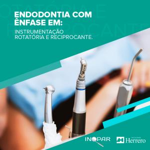 Endodontia com Ênfase em Instrumentação Rotatória e Reciprocante